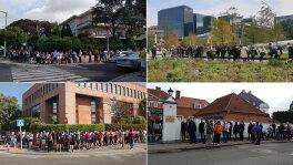 Polacy głosowali za granicą