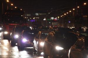 Akcja policji przy dworcu Gdańskim. Muranów utknął w korku
