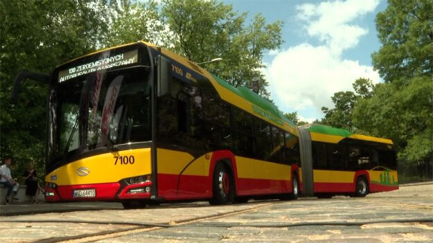 """130 nowych autobusów. """"Jesteśmy w awangardzie zmian"""""""