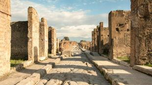 Kolejne zaskakujące odkrycie w Pompejach. Tym razem to hasło wyborcze