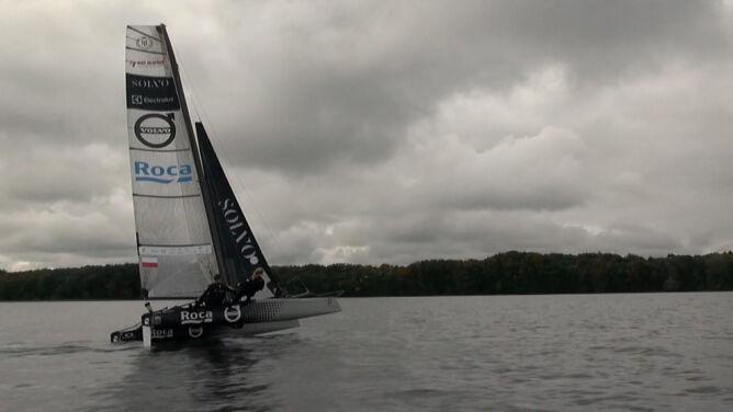 Flying Phantom. Piotr Tarnacki bije rekord prędkości