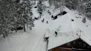 """W Tatrach """"warunki są bardzo niebezpieczne"""""""