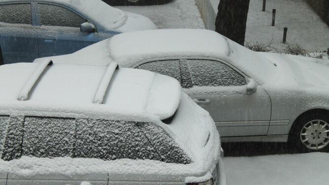 Lokalnie pojawią się opady śniegu