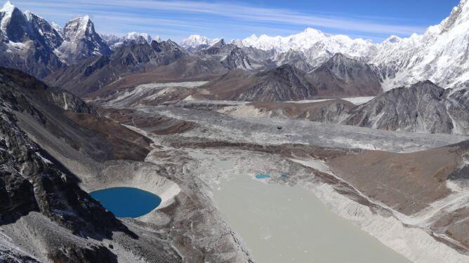Wiadomo już, ile wody znajduje się w jeziorach polodowcowych