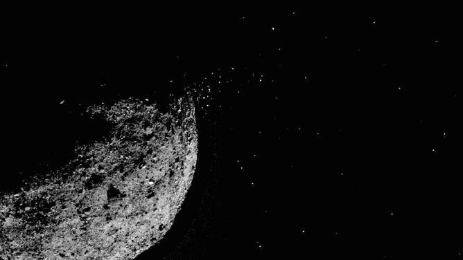 Eksplodująca asteroida szokuje naukowców