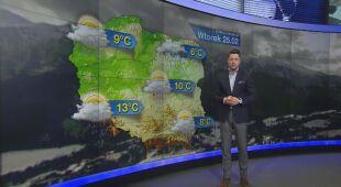 Maciej Dolega o pogodzie w najbliższych dniach